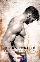 GRAVITÁCIÓ - AZ VAGY NEKEM 4. - Ekönyv - CHERRY, BRITTAINY C.