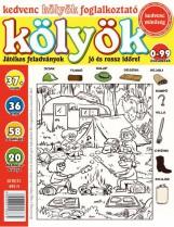 KEDVENC KÖLYÖK FOGLALKOZTATÓ 37. - Ekönyv - CSOSCH KFT.