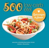 500 LOW-CARB ÉTEL - Ekönyv - GRAY, DEBORAH