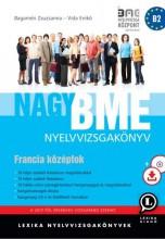 NAGY BME NYELVVIZSGAKÖNYV - FRANCIA KÖZÉPFOK - Ekönyv - LX-0064-1