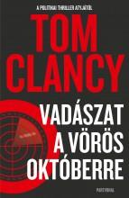 VADÁSZAT A VÖRÖS OKTÓBERRE - Ekönyv - CLANCY, TOM