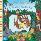 A DZSUNGELZENEKAR - Ekönyv - SCHEFFLER, ALEX