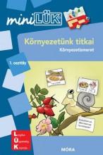 KÖRNYEZETÜNK TITKAI 1. OSZTÁLY - LDI-251 - Ekönyv - MÓRA KÖNYVKIADÓ