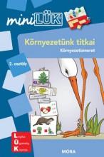 KÖRNYEZETÜNK TITKAI 2. OSZTÁLY - LDI-252 - Ekönyv - MÓRA KÖNYVKIADÓ