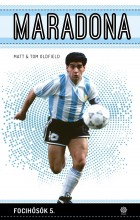 MARADONA – FOCIHŐSÖK 5. - Ekönyv - OLDFIELD, MAT - OLDFIELD, TOM