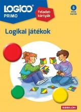 LOGICO PRIMO - LOGIKAI JÁTÉKOK - Ekönyv - TESSLOFF ÉS BABILON KIADÓI KFT.