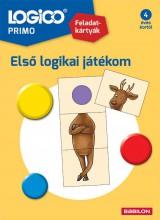 LOGICO PRIMO - ELSŐ LOGIKAI JÁTÉKOM - Ekönyv - TESSLOFF ÉS BABILON KIADÓI KFT.