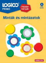 LOGICO PRIMO - MINTÁK ÉS MINTÁZATOK - Ebook - TESSLOFF ÉS BABILON KIADÓI KFT.