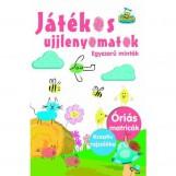 JÁTÉKOS UJJLENYOMATOK - Ebook - SZALAY KÖNYVKIADÓ ÉS KERESKEDOHÁZ KFT.