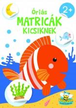 ÓRIÁS MATRICÁK KICSIKNEK - Ebook - SZALAY KÖNYVKIADÓ ÉS KERESKEDOHÁZ KFT.