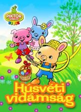 HÚSVÉTI VIDÁMSÁG - PIKTOR SZÍNEZŐ - Ekönyv - STREICHER ANDRÁS