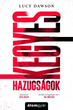 KEGYES HAZUGSÁGOK - Ekönyv - DAWSON , LUCY