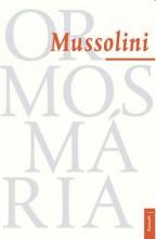 MUSSOLINI - Ekönyv - ORMOS MÁRIA