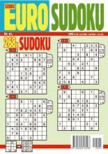 EURO SUDOKU 2019/1 - Ekönyv - CSOSCH KFT.