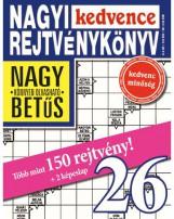 NAGYI KEDVENCE REJTVÉNYKÖNYV 26. - Ekönyv - CSOSCH KFT.