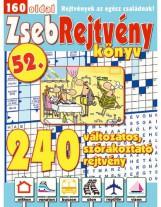 ZSEBREJTVÉNY KÖNYV 52. - Ekönyv - CSOSCH KFT.
