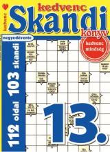 KEDVENC SKANDI KÖNYV 13. - Ekönyv - CSOSCH KFT.
