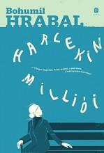 HARLEKIN MILLIÓI (KÉK) - Ekönyv - HRABAL, BOHUMIL