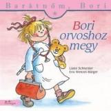 BORI ORVOSHOZ MEGY - BARÁTNŐM, BORI - Ekönyv - SCHNEIDER, LIANE - WENZEL-BÜRGER, EVA
