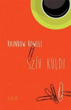 SZÍV KÜLDI - Ekönyv - ROWELL, RAINBOW