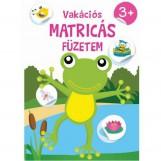 VAKÁCIÓS MATRICÁS FÜZETEM - Ekönyv - SZALAY KÖNYVKIADÓ ÉS KERESKEDOHÁZ KFT.