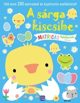A SÁRGA KISCSIBE - MATRICÁS FOGLALKOZTATÓ - Ekönyv - MÓRA KÖNYVKIADÓ
