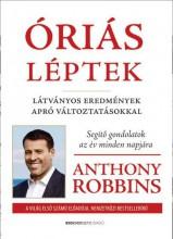ÓRIÁS LÉPTEK - LÁTVÁNYOS EREDMÉNYEK (ÚJ) - Ekönyv - ROBBINS, ANTHONY