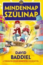 MINDENNAP SZÜLINAP - Ekönyv - BADDIEL, DAVID