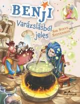 BENJI 3. - VARÁZSLÁSBÓL JELES - Ebook - STEVENSON, STEVE SIR