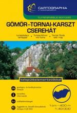 GÖMÖR-TORNAI-KARSZT CSEREHÁT TURISTAKALAUZ