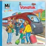 MI MICSODA OVISOKNAK - VONATOK - Ekönyv - WELLER-ESSERS, ANDREA