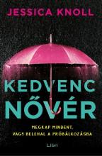 KEDVENC NŐVÉR - Ekönyv - KNOLL, JESSICA