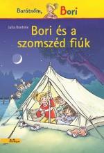 BORI ÉS A SZOMSZÉD FIÚK - BARÁTNŐM, BORI 14. - Ekönyv - BOEHME, JULIA