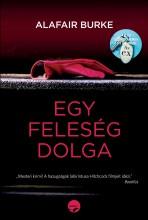 EGY FELESÉG DOLGA - Ekönyv - BURKE, ALAFAIR
