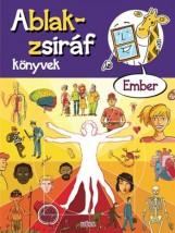ABLAK-ZSIRÁF - EMBER - Ekönyv - MÓRA KÖNYVKIADÓ