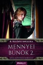 MENNYEI BŰNÖK - RIVA NŐVÉREK-SOROZAT 2. - Ekönyv - R. KELÉNYI ANGELIKA