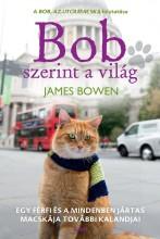 BOB SZERINT A VILÁG - Ekönyv - BOWEN, JAMES