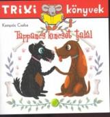 TRIXI KÖNYVEK - TAPPANCS KINCSET TALÁL - Ekönyv - KAMPÓS CSABA