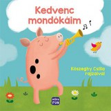 KEDVENC MONDÓKÁIM - LAPOZÓ - Ekönyv - MÓRA KÖNYVKIADÓ