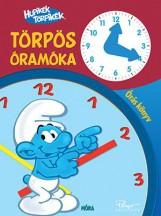 TÖRPÖS ÓRAMÓKA - ÓRIÁSKÖNYV - Ekönyv - MÓRA KÖNYVKIADÓ