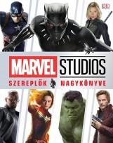 MARVEL STUDIOS – SZEREPLŐK NAGYKÖNYVE - Ekönyv - BRAY, ADAM