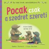 POCAK CSAK A SZEDRET SZERETI - Ekönyv - STEWARD, AMBERT - MARLOW, LAYN