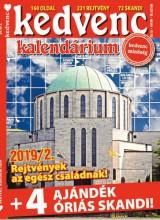KEDVENC KALENDÁRIUM 2019/2. - Ekönyv - CSOSCH KFT.