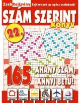 ZSEBREJTVÉNY SZÁM SZERINT KÖNYV 22. - Ekönyv - CSOSCH KFT.