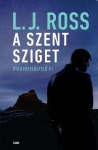 A SZENT SZIGET - RYAN FŐFELÜGYELŐ 1. - Ekönyv - ROSS, L.J.