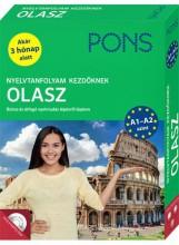 PONS NYELVTANFOLYAM KEZDŐKNEK – OLASZ (KÖNYV+CD) - Ekönyv - KLETT KIADÓ
