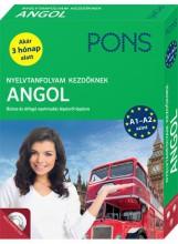PONS NYELVTANFOLYAM KEZDŐKNEK – ANGOL (KÖNYV+CD) - Ekönyv - KLETT KIADÓ