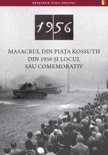 AZ 1956-OS KOSSUTH TÉRI SORTŰZ - ROMÁN - Ekönyv - NÉMETH CSABA