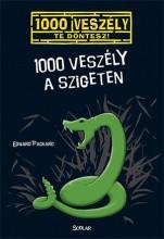 1000 VESZÉLY A SZIGETEN - Ekönyv - PACKARD, EDWARD