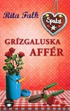GRÍZGALUSKA AFFÉR - Ekönyv - FALK, RITA